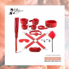Kit BDSM 10 piezas