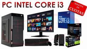 PC Intel Core i3 GT1030 2 GB