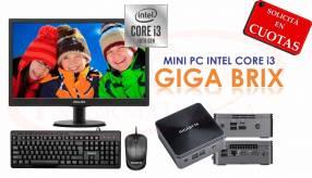 Mini PC Intel Core i3 GIGA BRIX