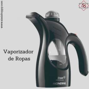 Vaporizador de ropas Mondial Steam VP-01 Premium Negro/Plata
