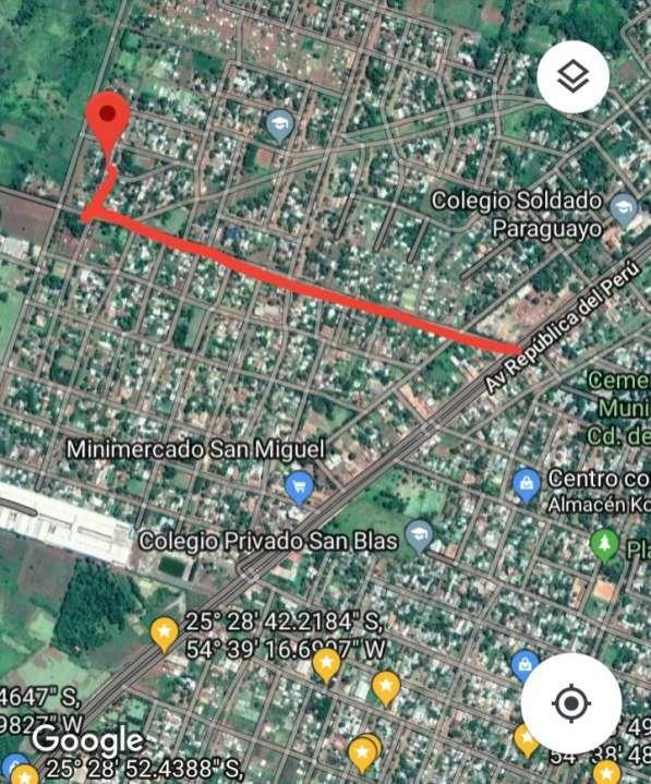 Casa en Km 7 Don Bosco - 2