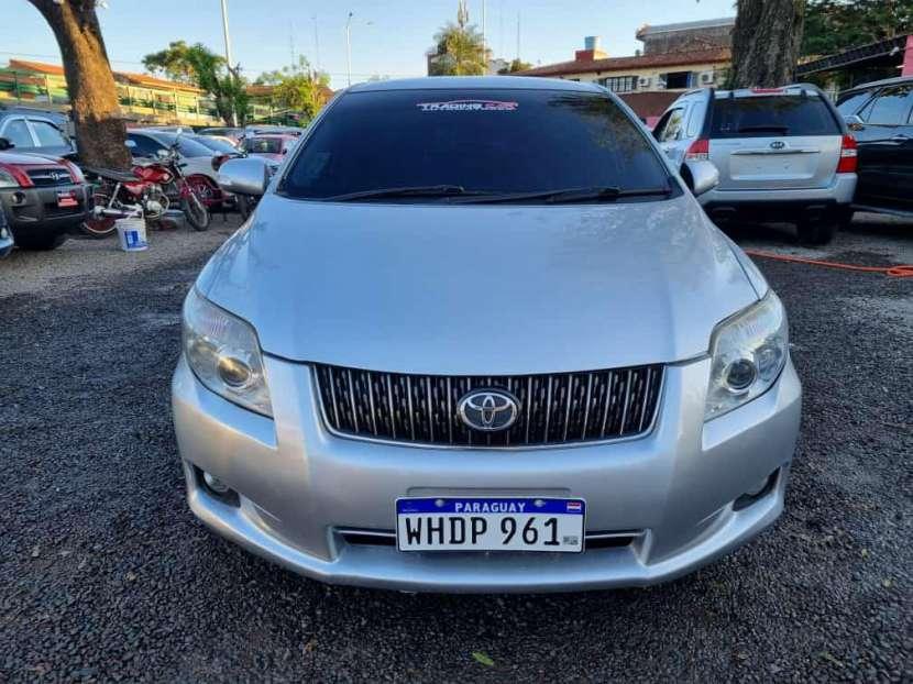 Toyota Axio 2007 - 0