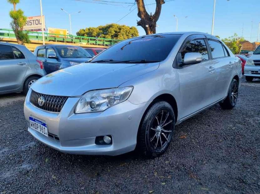 Toyota Axio 2007 - 1