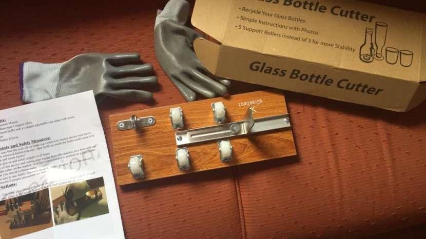 Cortador de botellas de vidrio - 0