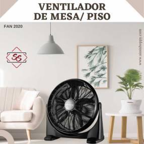 Ventilador de piso/mesa 20 pulgadas 220V FAN2020