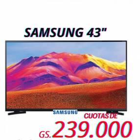 Smart tv Samsung 43 pulgadas full HD