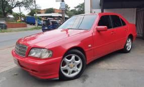 Mercedes Benz C250 1998 diésel automático