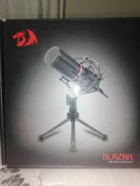 Micrófono Redragon Blazar