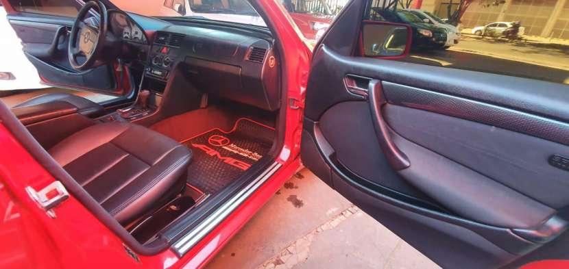 Mercedes Benz C250 1998 diésel automático - 4