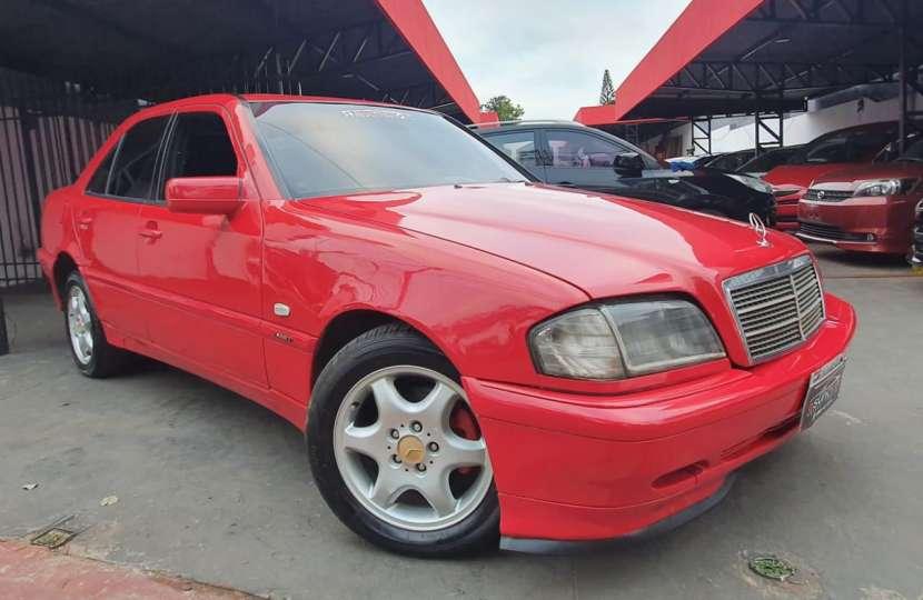 Mercedes Benz C250 1998 diésel automático - 6