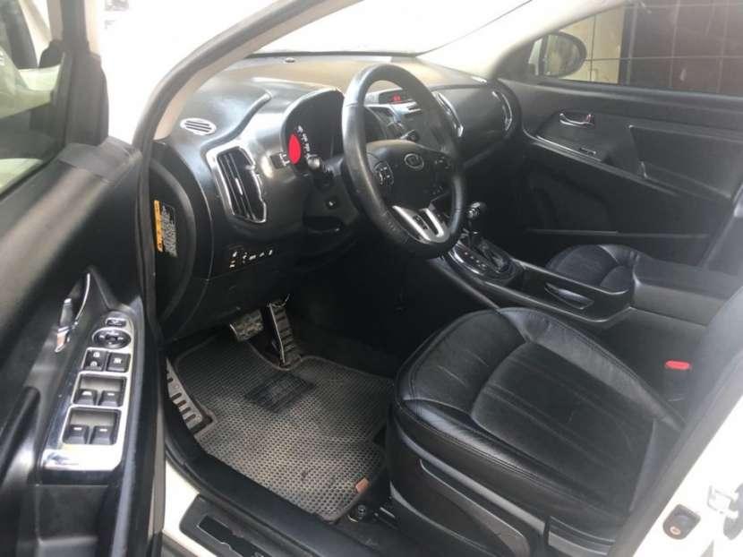 Kia Sportage 2012 diésel automático 4x2 - 5
