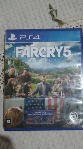 Farcry 5 para PS4