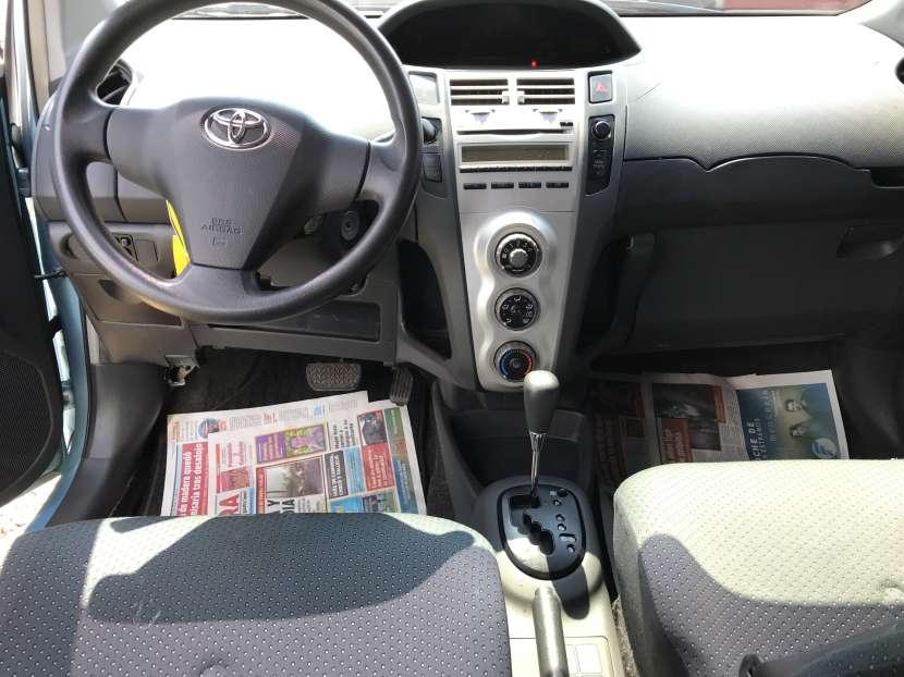 Toyota New Vitz 2005 motor vvti 1.0 naftero automático - 2