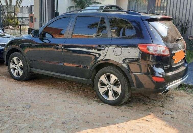 Hyundai Santa Fe 2012 diésel automático - 4