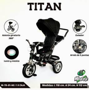 Triciclos Titan