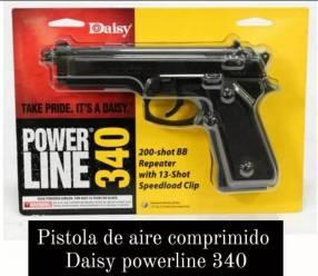 Pistola de aire comprimido Daisy Powerline 340