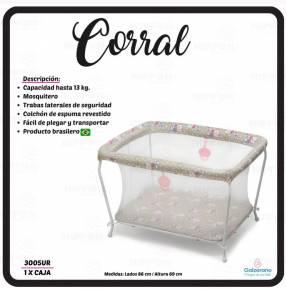 Corralitos para bebé
