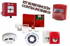 Kit de prevención contra incendios