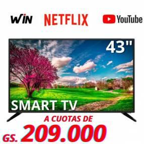 Smart TV Win de 43 pulgadas Full HD