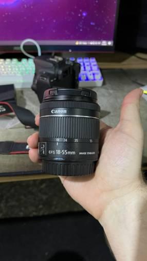 Cámara Canon SL2 especial para crear contenido