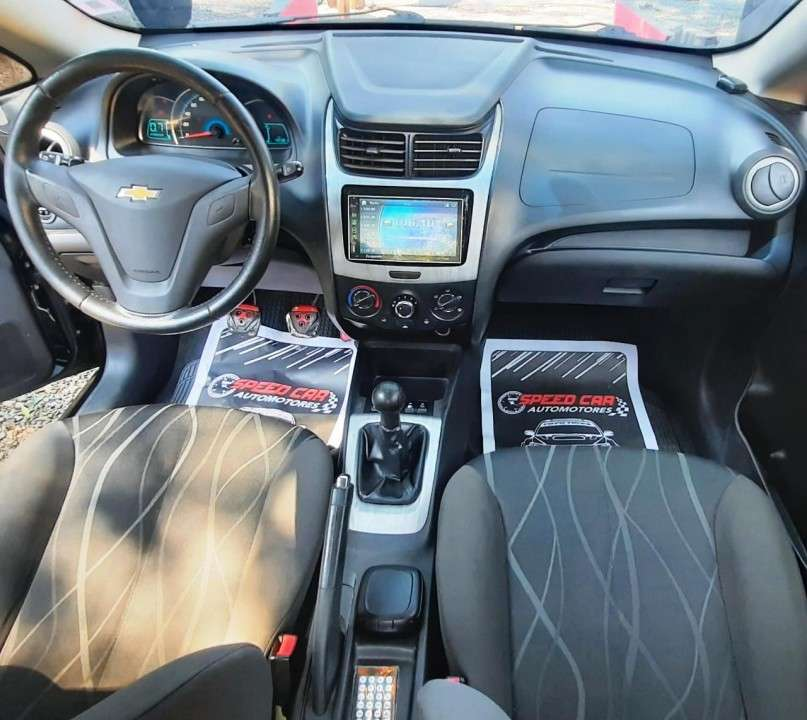 Chevrolet Sail 2014 - 5