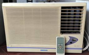 Aire acondicionado de ventana Goodweather de 9.000 btu