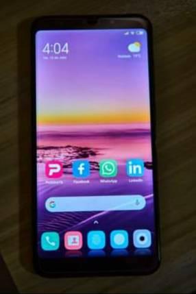 Xiaomi Redmi 5 Plus versión 32 gb