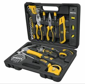 Caja de herramientas Pretul