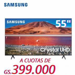 Smart TV Samsung de 55 pulgadas UHD 4K