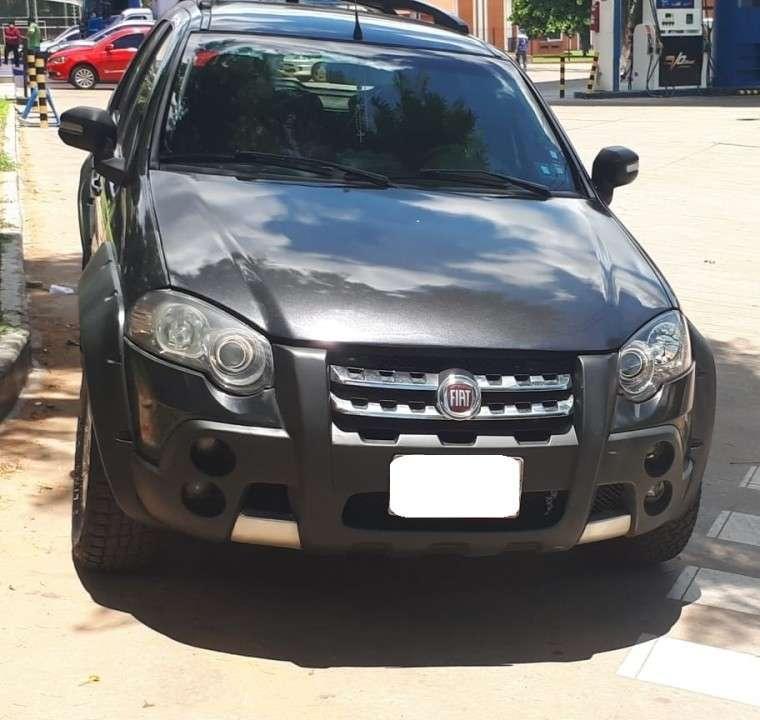Fiat Palio Adventure 2010 - 1