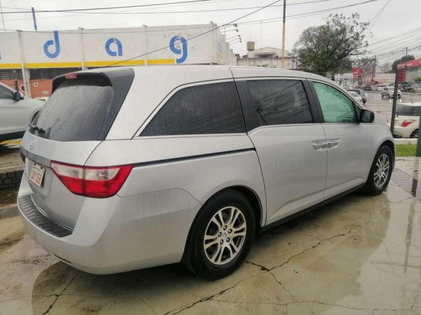 Honda Odyssey EXL 2011 motor V6 3.5 naftero automático - 5