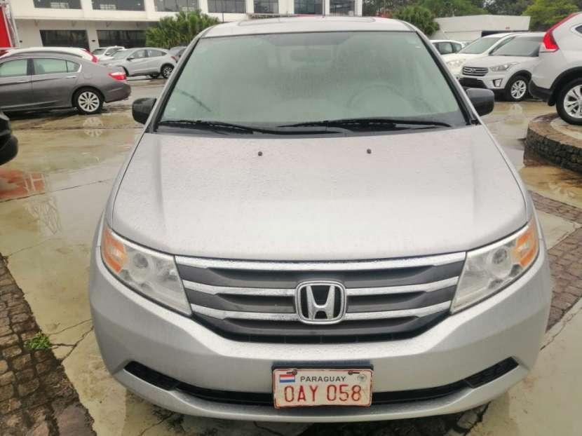 Honda Odyssey EXL 2011 motor V6 3.5 naftero automático - 0