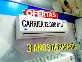 Aire acondicionado Carrier de 12.000 btu