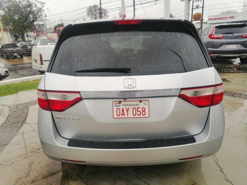 Honda Odyssey EXL 2011 motor V6 3.5 naftero automático - 6