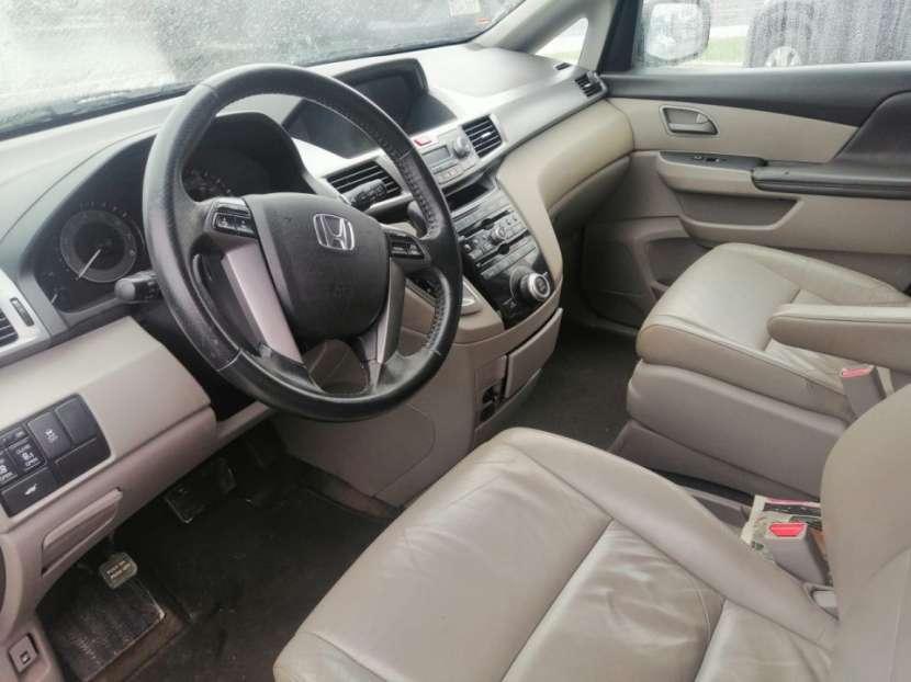 Honda Odyssey EXL 2011 motor V6 3.5 naftero automático - 2