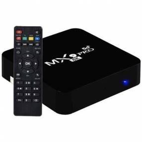 Receptor digital tv box MX9 Pro 5G 8K Ultra HD