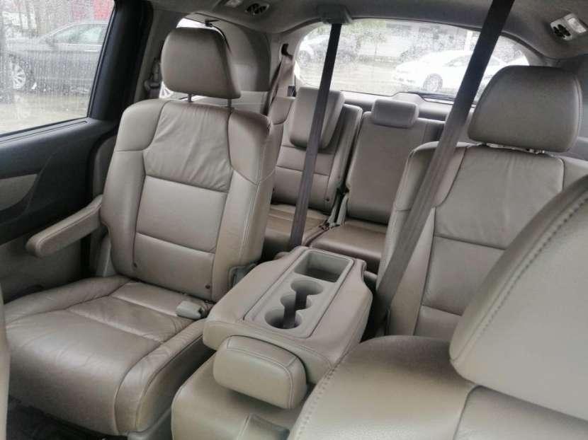 Honda Odyssey EXL 2011 motor V6 3.5 naftero automático - 3