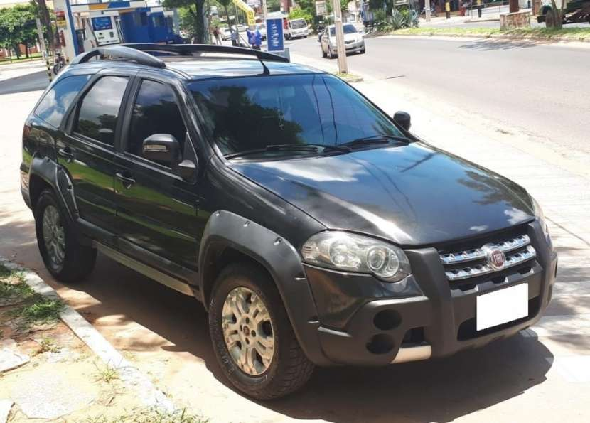 Fiat Palio Adventure 2010 - 0