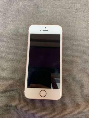 iPhone 7 de 64 gb dorado