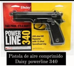 Pistola de aire comprimido Daisy Power Line 340