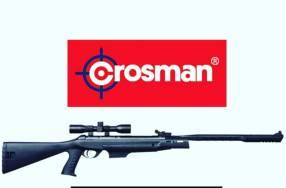 Rifle de aire comprimido nitro pistón fps 1100