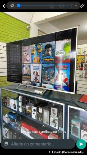 Smart TV 4K Sony de 55 pulgadas