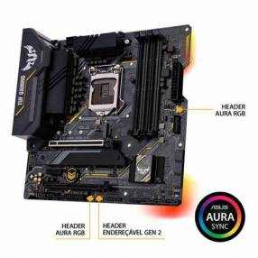 Placa Asus B460M-Plus TUF gaming LGA1200
