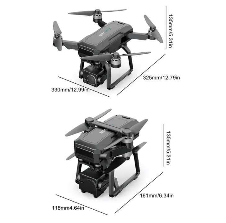 Drone Profesional SJRC F7 - 2