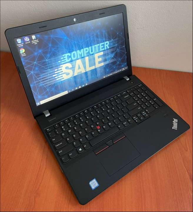 Lenovo Thinkpad e570 Intel i5 8GB RAM - 6