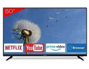 Smart TV de 50 pulgadas 4K + soporte giratorio de regalo
