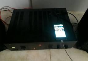 Power Amplifier 600 watts