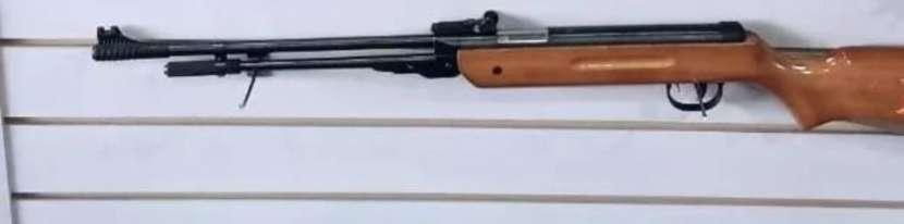 Rifle de aire comprimido - 0
