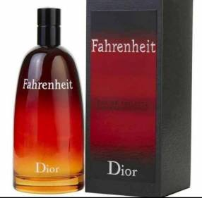 Perfume Fahrenheit Dior