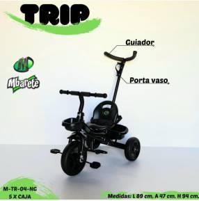 Triciclo guiador trip